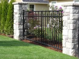 Ornamental Home Design Inc by Decor Cool Decorative Iron Fencing Home Design Image