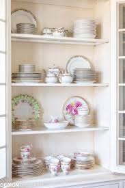 how to arrange dishes in china cabinet dining room storage the ultimate guide to organizing your