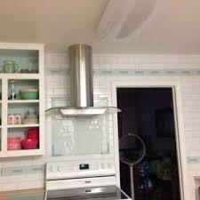 ceramic subway tiles for kitchen backsplash white ceramic subway tile kitchen backsplash with glass accent
