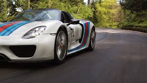 porsche spyder king of the road