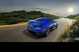 fast subaru wrx the subaru wrx concept ain u0027t no sissified impreza the fast lane car