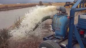 bomba de agua de 4 pulgadas marca gorman rupp modelo t4a3 b youtube