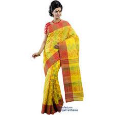 dhakai jamdani sarees jamdani sarees in kolkata west bengal manufacturers suppliers