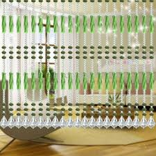 Beaded Home Decor Hanging Room Dividers Beads Home Decor Interior Exterior In