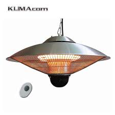 Heat Focusing Patio Heater Hanging Ceiling Mounted Infrared Heater Waterproof Heating Lamps
