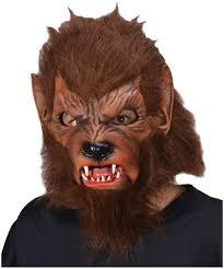 Wolfman Halloween Costume Buy Wolfman Mask Caufields