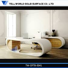 Modern Office Desks For Sale Awesome Modern Corian Office Table Design Contemporary
