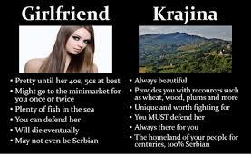 Best Girlfriend Meme - girlfriend krajina pretty until her 40s 50s at best always