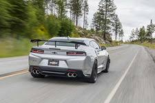 camaro 1le black 2018 chevrolet camaro zl1 1le test review motor trend