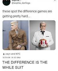 Kfc Memes - sopila these spot the difference games are getting pretty hard kfc