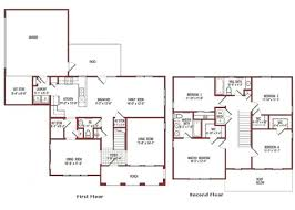 Home Floor Plan by Nsa Monterey U2013 Capehart Forest Neighborhood 4 Bedroom Home Floor