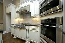 span new brown kitchen cabinets custom built homes home ideas