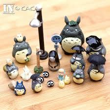 anime my totoro mononoke figures toys