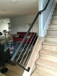 home interior railings banister marine contemporary stair railings railings inside and