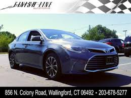 toyota avalon type and used toyota avalon for sale in middletown ct u s