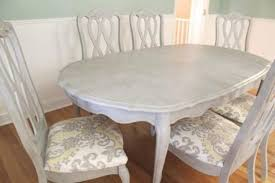 hand painted dining room furniture black painted dining room