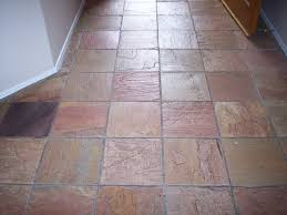 slate tile cleaning desert tile grout care