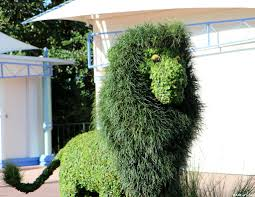 Fake Bushes Decorating Fill Your Garden With Wonderful Topiaries For Garden