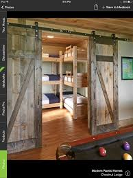 Home Design Modern Rustic Best 25 Bunkhouse Ideas On Pinterest Cabin Beds For Boys Kids