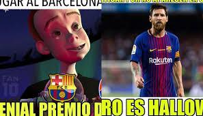 Memes De Messi - barcelona y lionel messi reciben memes por partido ante olympiakos