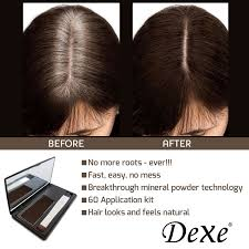 Best Temporary Hair Color To Cover Gray Amazon Com Dexe Root Touch Up Cover Up Your Gray Between