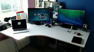 ultimate tech setup march 2014 desk room tour youtube