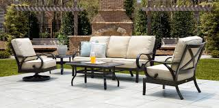 Patio Set With Swivel Chairs Patio Renaissance By Sunlord Leisure Products Inc