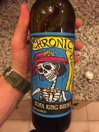 chronic cellars sofa king bueno 2014 chronic cellars sofa king bueno usa california central coast