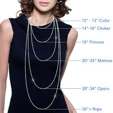 pearl necklace styles images Pearls purchasing power jpg