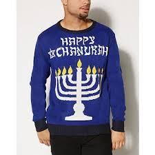 light up hanukkah sweater light up hanukkah sweater spencer s