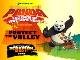 kung fu panda protect valley ad