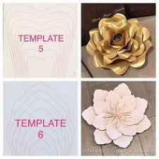 free printable paper rose templates remember that stunning crepe