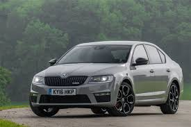 drive co uk the excellent skoda octavia vrs 230 2 0 tsi reviewed