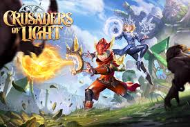 crusaders of light mmorpg mmorpg crusaders of light is out on steam prnordic