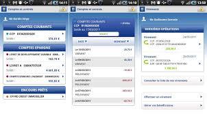 bureau de change banque postale accès compte une application de la banque postale disponible sous