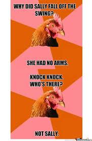 Anti Joke Meme - anti joke chicken strikes again by unluckylucy meme center