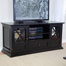 tall tv stands for bedroom belham living hampton 55 inch tv stand black tired of mass