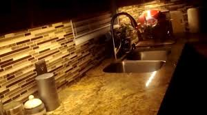 kitchen lighting led under cabinet hitlights led kitchen dimmable lighting project walkthrough youtube
