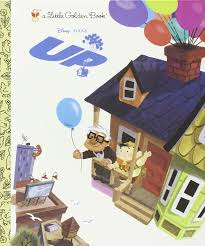 up disney pixar up golden book rh disney
