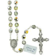 rosary high quality high end rosaries rosary mart com