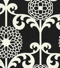Waverly Home Decor Fabric Home Decor Print Fabric Waverly Fun Floret Licorice Joann