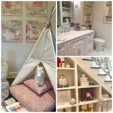 girls room that have a office up stairs atlanta homes and lifestyles holiday home domestic charm