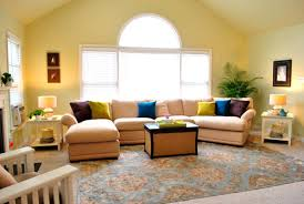 Farahs Living Room Makeover Were Done Young House Love - Pretty family rooms