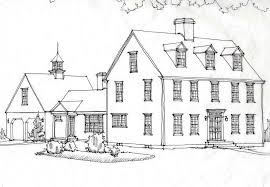 Colonial Home Designs Home Designs Colonial Exterior Trim And Siding Home