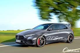 mercedes a45 rendering mercedes amg a45 2018 cars co za