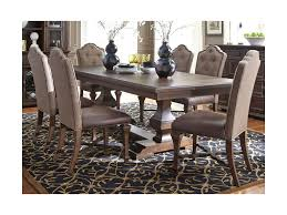 liberty dining room sets liberty furniture lucca 535 dr 72ps formal 7 piece two pedestal