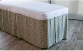 massage table decorative covers table skirt