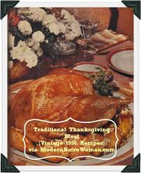 post at modern retro it is thanksgiving in the united