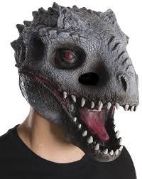 scary masks indominus rex scary mask costume craze