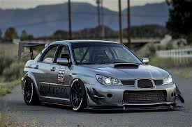 subaru sti 2016 slammed time attack champion talks air ride for the trackturnology